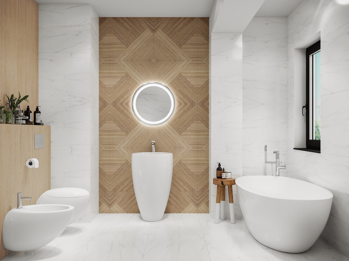 Just 1 Bathroom Redesigned 21 Different Ways