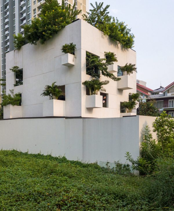 The Sky House, A Project For Nature Lovers
