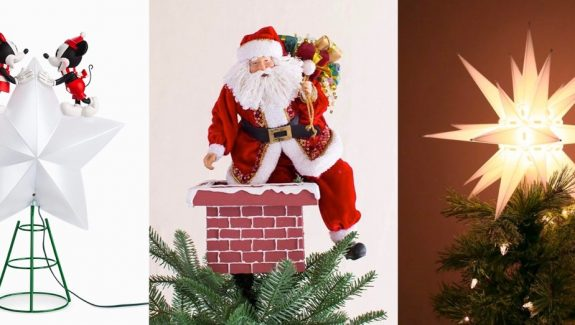 51 Christmas Tree Topper Ideas To Crown Your Festive Decor