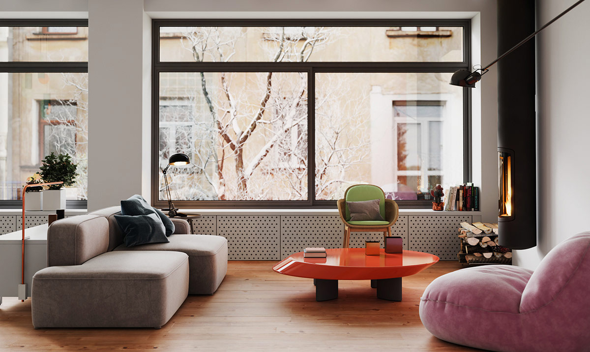 Creating Daring Decor With Contrasting Colour Schemes