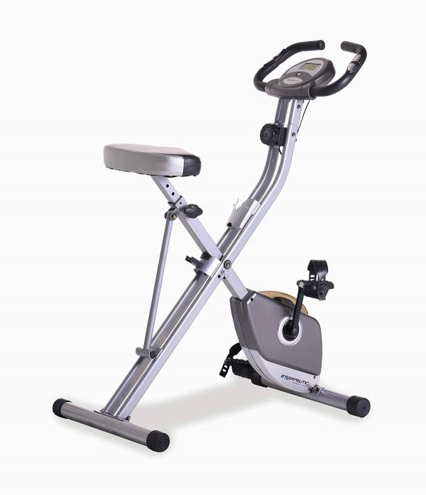 Product Of The Week: A Space Saving Foldable Exercise Bike