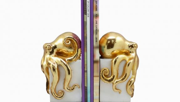 Product Of The Week: Octopus Bookends
