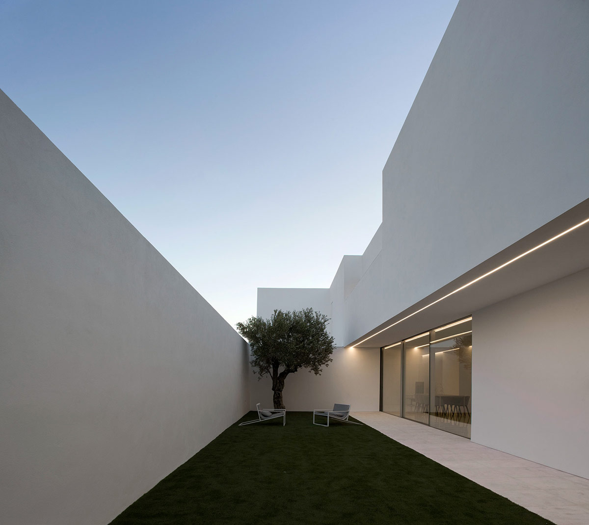 Home Design Ideas and Tips: minimalist landscaping