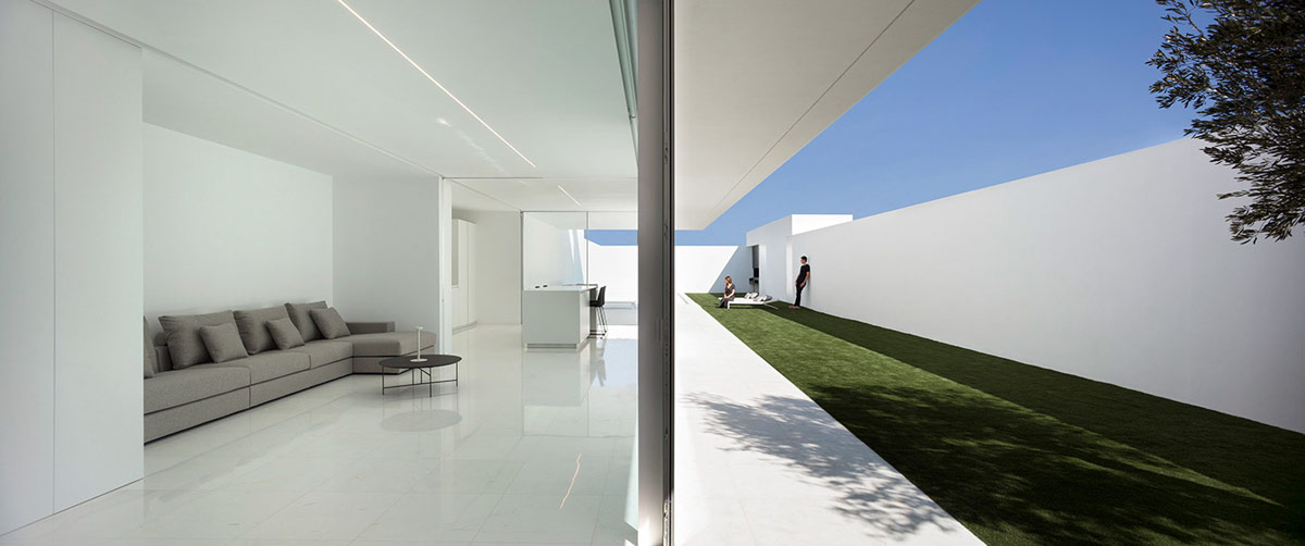Home Design Ideas and Tips: minimalist living room 1