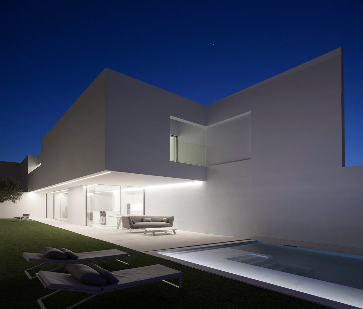 Home Design Ideas and Tips: modern house