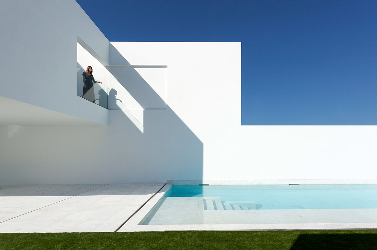 Home Design Ideas and Tips: modern pool design
