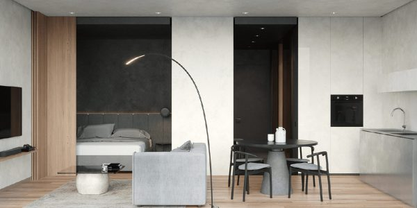 Small Apartments With Functionality And Flair