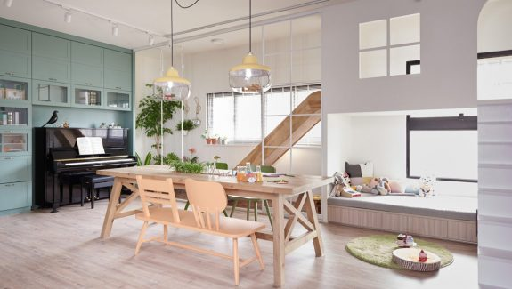 Playful Modern Taiwanese Homes With Slides Inside