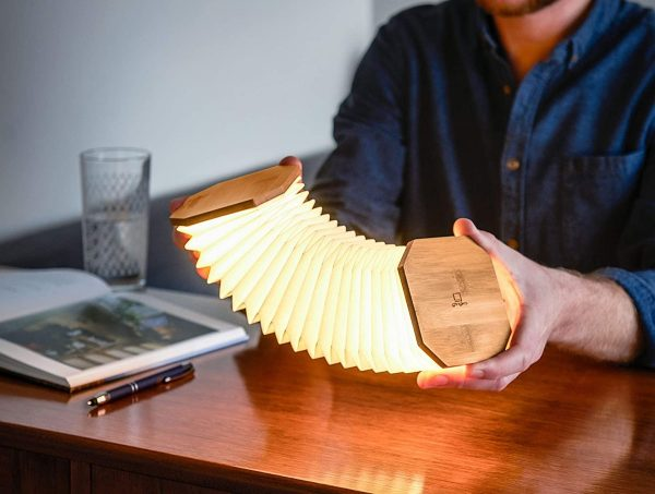 Product Of The Week: An Amazing Accordion Lamp