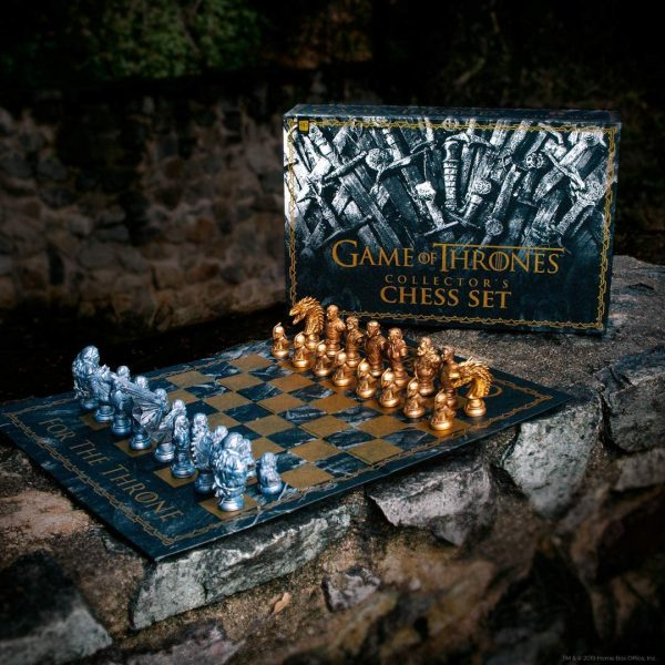 Product Of The Week: Game Of Thrones Collector's Chess Set