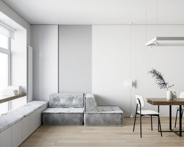 3 Home Plans That Are Just Around 46 Square Meters (500 square feet)