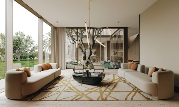 2 Exquisite Turkish Villas That Make You Hunger For Luxury