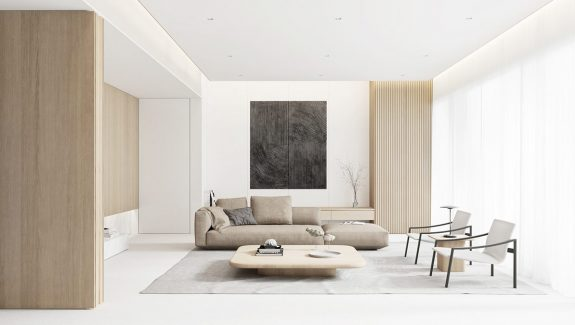 Giving Modern Interiors The Light Touch
