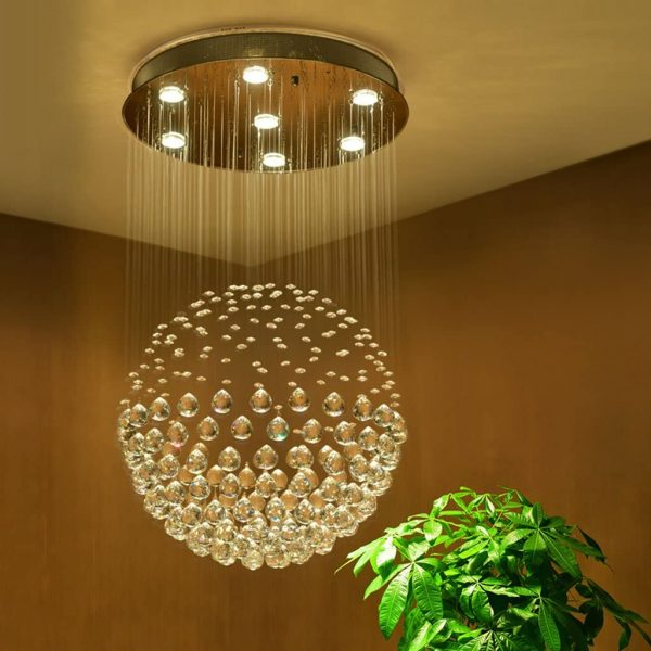 51 Crystal Chandeliers to Hypnotize Your Guests