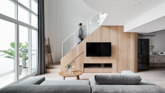 Two Family Focussed Home Interiors Filled With Light & Love