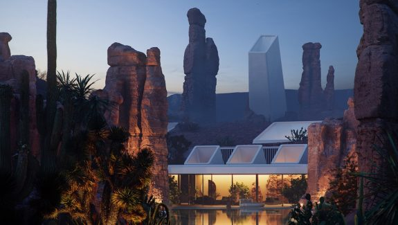 Harnessing Arid Land With Amazing Desert Homes