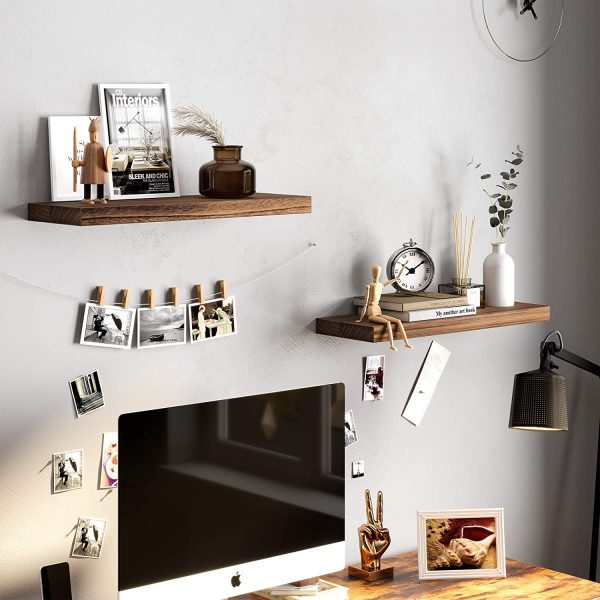 51 Floating Shelves To Reinvigorate Your Empty Wall Space