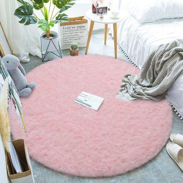 51 Round Rugs To Update Your Rooms for Fresh Trends