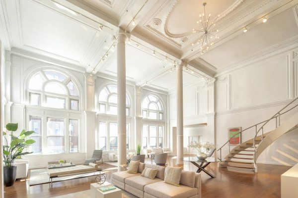 Staging One Luxury New York Property Three Different Ways