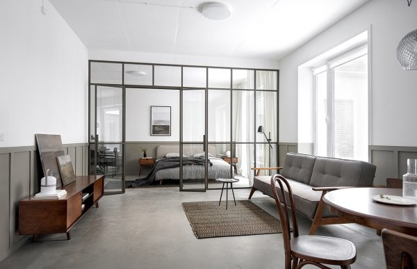From Simple To Suave, Three Apartments Under 60 Sqm (With Floor Plans)
