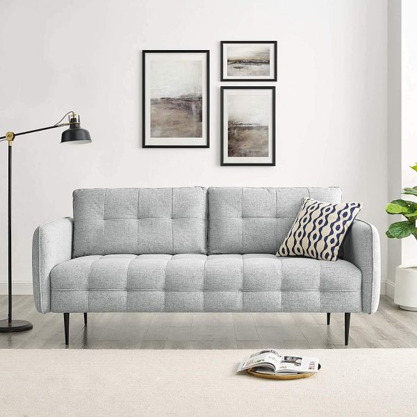 51 Small Sofas For Stylish Space-Saving Comfort Anywhere