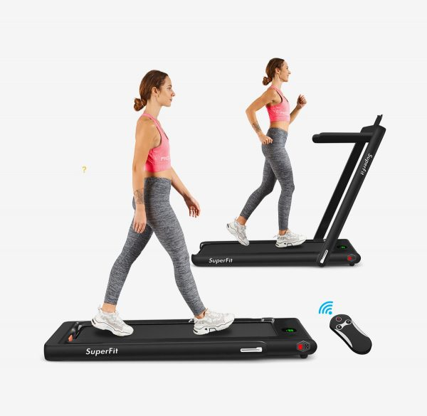 Product Of The Week: A Compact Foldable Treadmill