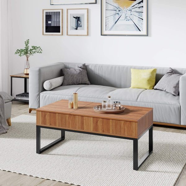 Product Of The Week: A Modern Lift Top Coffee Table