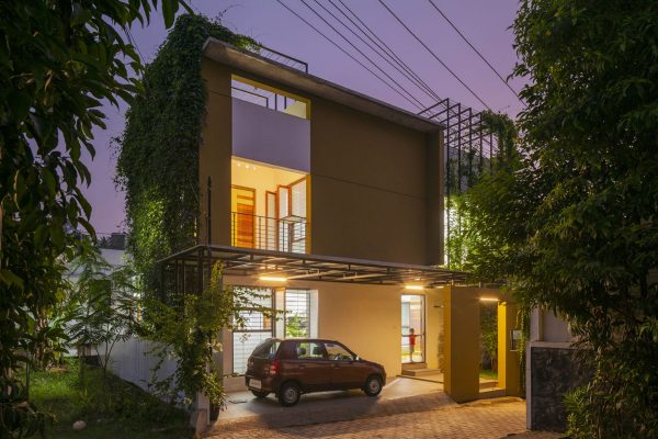 Beautiful Biophilic Home With Open Concept Living