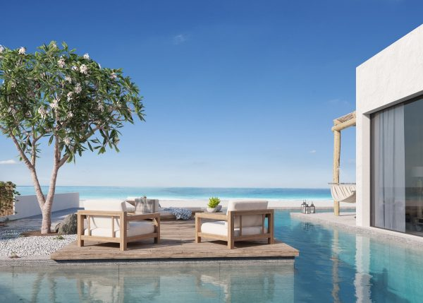 51 Relaxing Poolside Sitting Areas To Daydream About