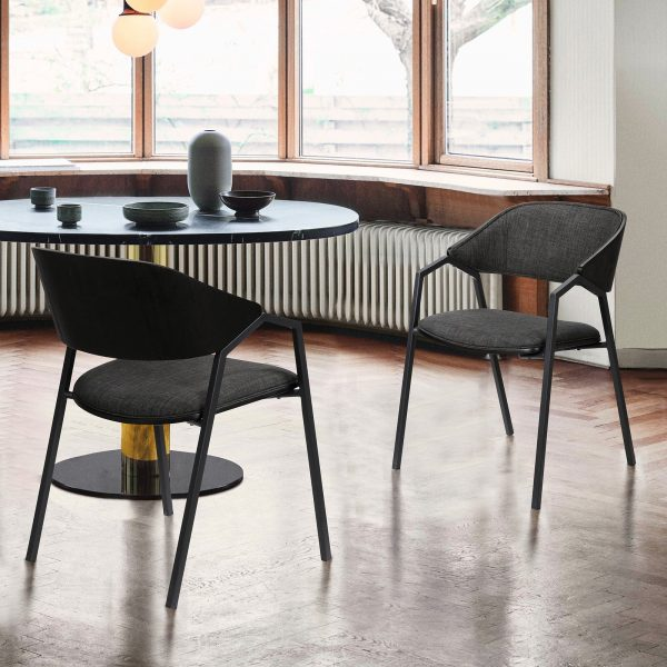 51 Upholstered Dining Chairs For a Satisfying and Stylish Seating Experience