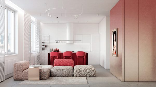 Creating Home Hotspots With Red Accent Decor