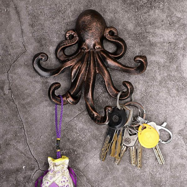 Product Of The Week: Octopus Wall Hook