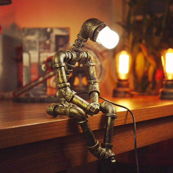Product Of The Week: A Cute Industrial Pipe Robot