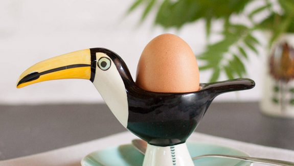 51 Egg Cups to Bring Fun and Fashion to Your Breakfast Routine