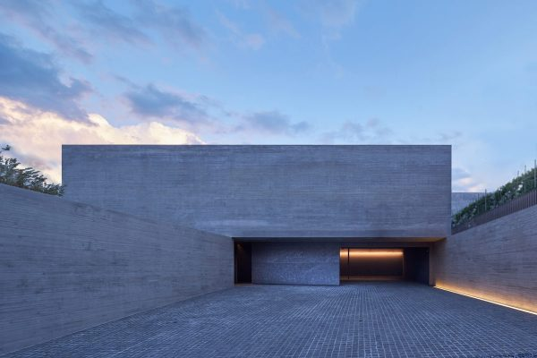 A Modern Brutalist House In Japan With Exquisite Details