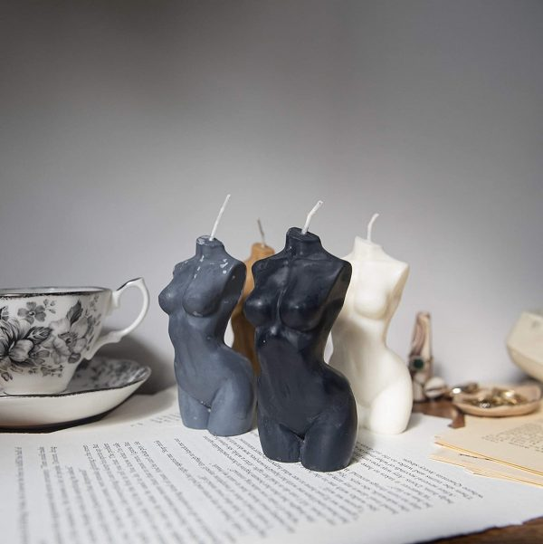 Product Of The Week: Sculptural Torso Candle Ornament