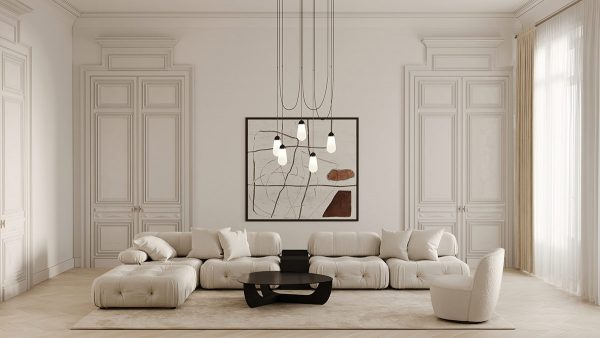 Maximising Modernity In Transitional Neoclassical Interiors