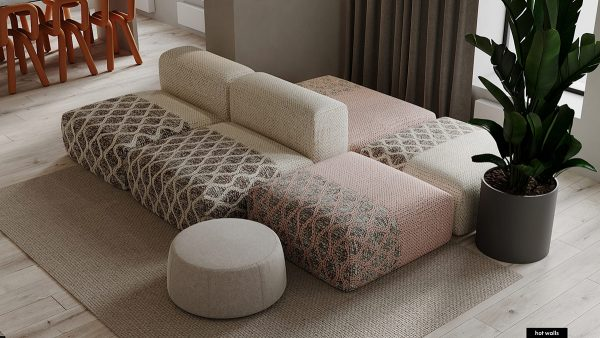 The Relaxing Quality Of Rounded Shapes In Interiors