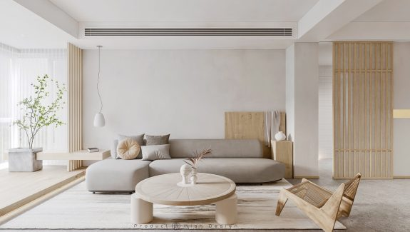 Reposeful Interiors Fitted With Custom Furniture