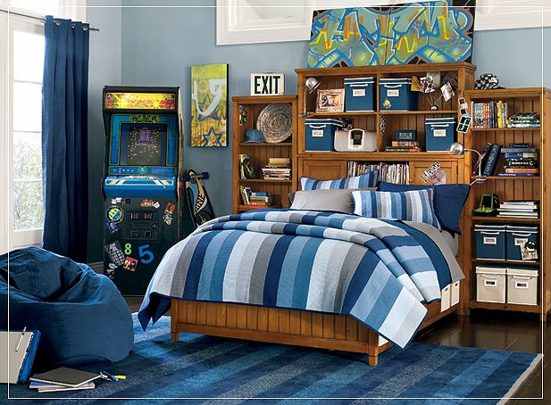 Teen Room Ideas 2 Boys Rooms