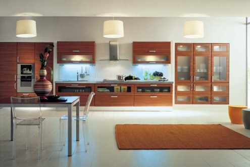 italienischen Stil Küchen
