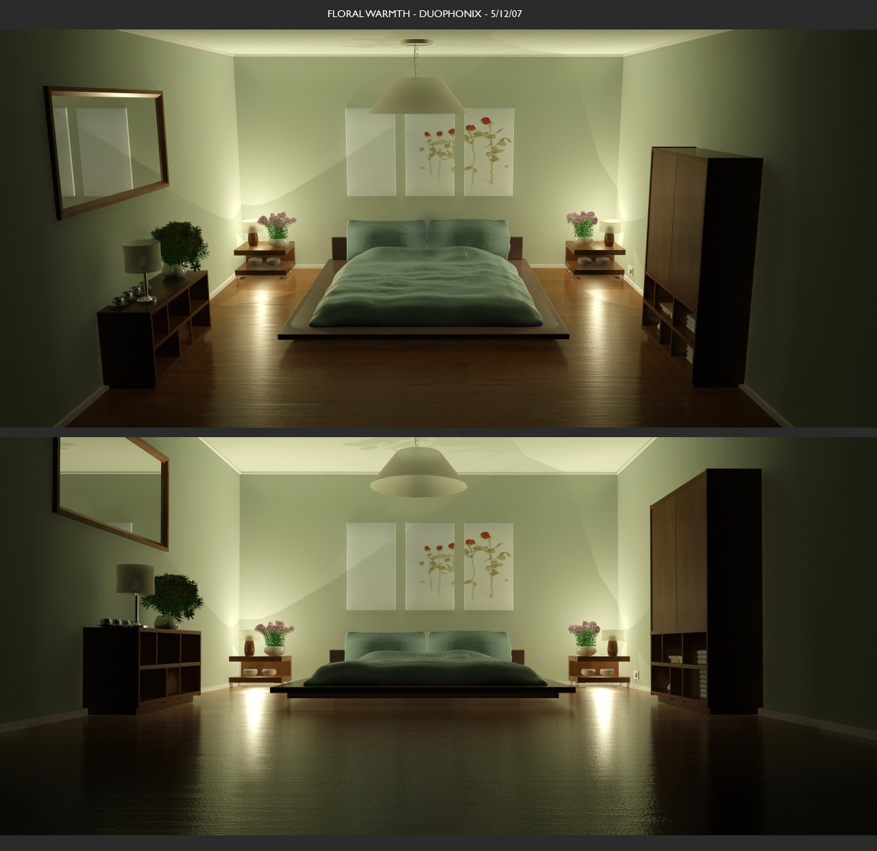 Bedroom Lightinginterior Design:  Interior Bedroom Lighting