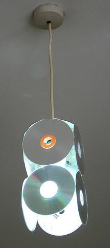 cd-Lampenschirm