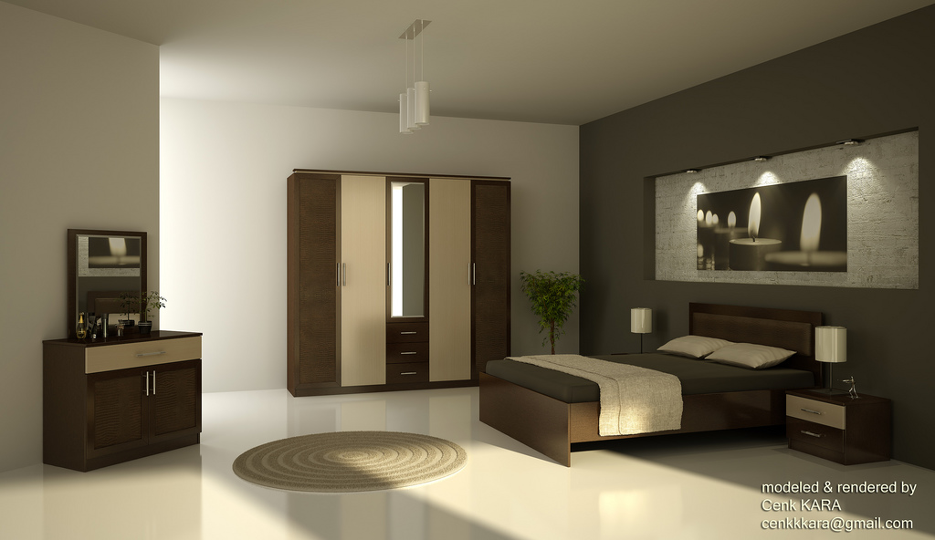 Inspirational Bedroom Design Ideas By Dryu Cenk Kara
