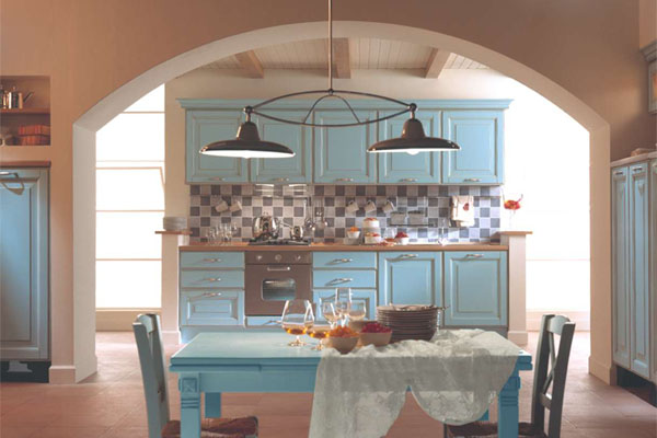 Traditional Italian Kitchens