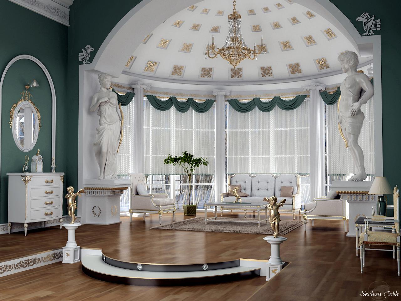Interior Design Ideas: Classic Interior Design