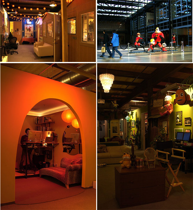 Google Main Office: Creative Offices Amazing Workplaces