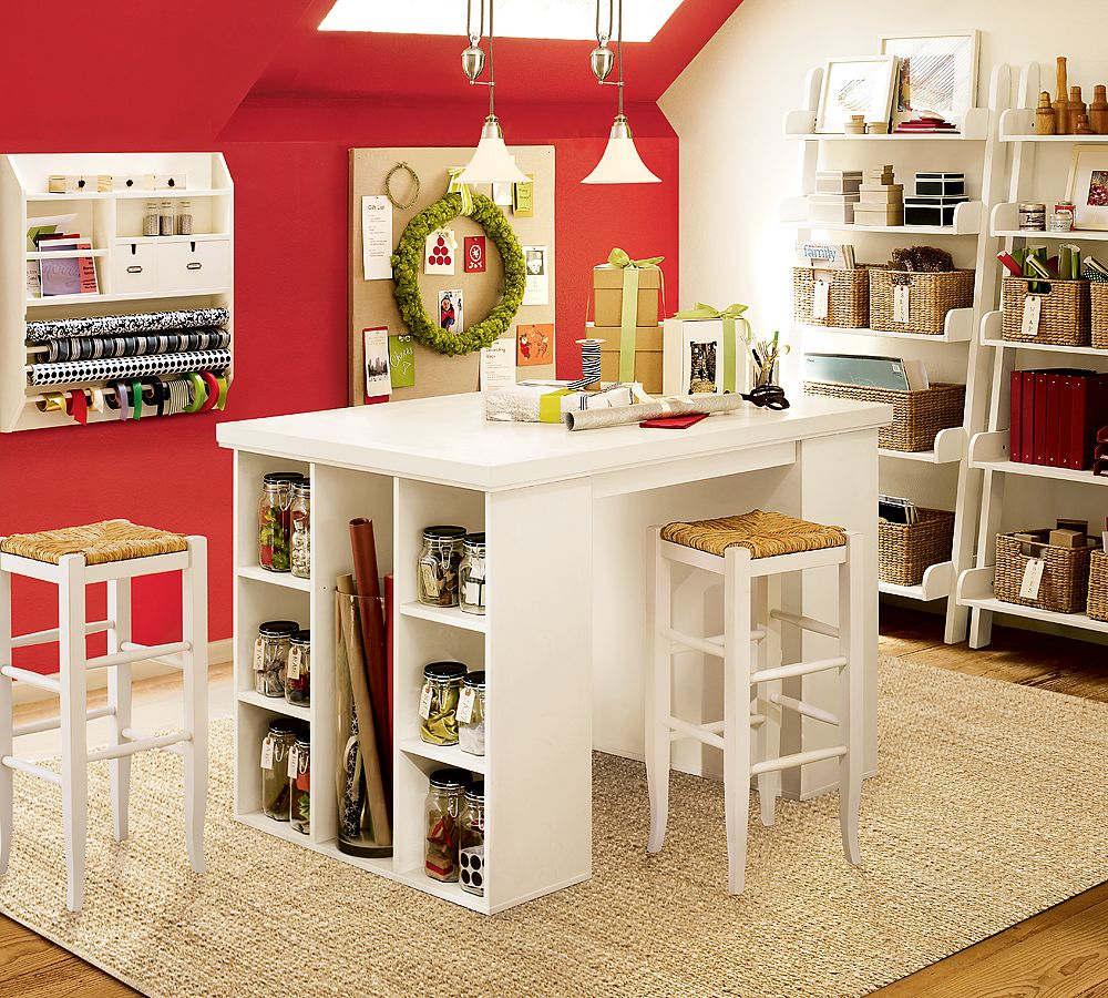 Home Office Space Ideas: Home Office And Studio Designs