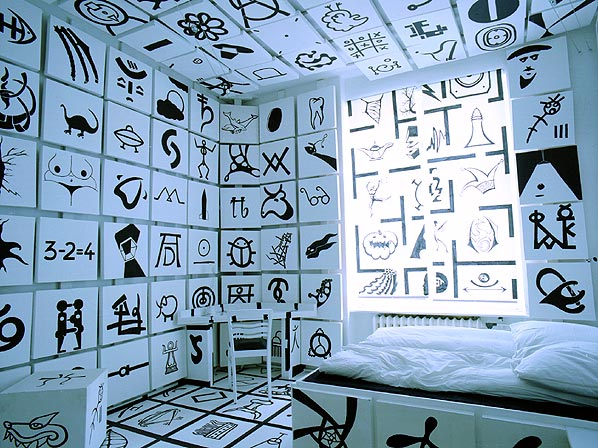 Bizarre Themed Rooms