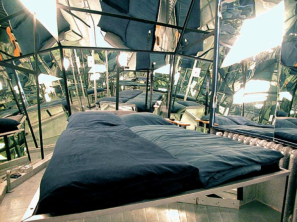 bizarre themed rooms. Black Bedroom Furniture Sets. Home Design Ideas